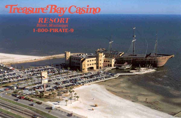 To win at tresure bay casino groverner casino